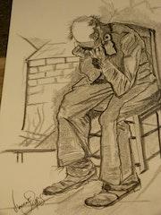 Hommage a Vincent Van Gogh.
