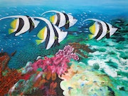 Fishes and Coral Reefs. Neeruart