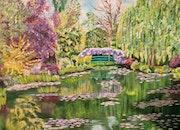 Inspiration Jardin de Monet.
