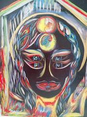 La divine magicienne. Barraud Agnes