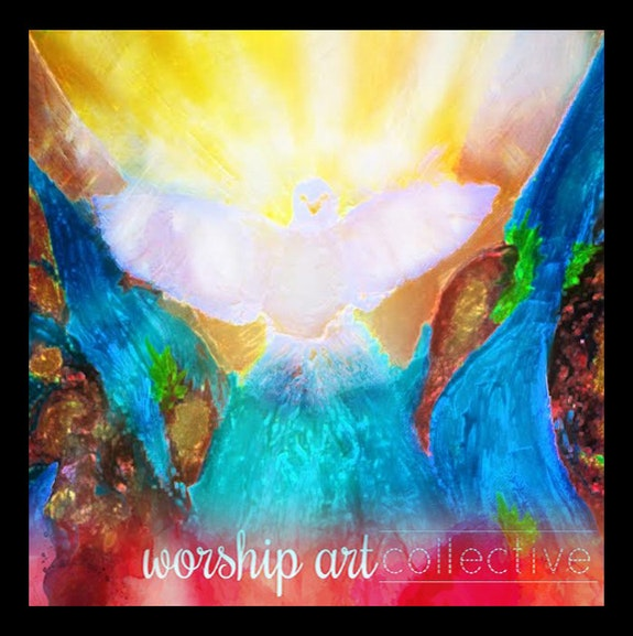 Pour out Your Peace. Worship Art Collective Worship Art Collective