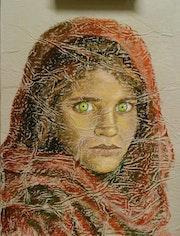 Niña Afgana de Steve McCurry.
