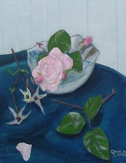 'The Last Rose of Summer'. Cluide