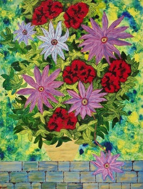 Bouquet 18. Gerard Flohic Gerard Flohic