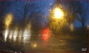 Ghostly urban fog….