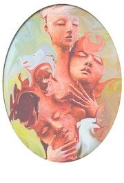 Les masques. Marie Carteron
