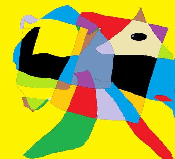 Formes et couleurs. Marie Nanou
