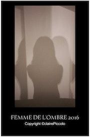 Femme de l'ombre 2016.