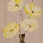 «Vase aux Anémones» Acrylique. Nad'ev