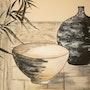 «Zen» Acrylique. Nad'ev