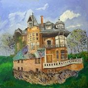 Hill House. Art By Alan