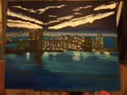 Pont de Brooklyn. Mireille Vast