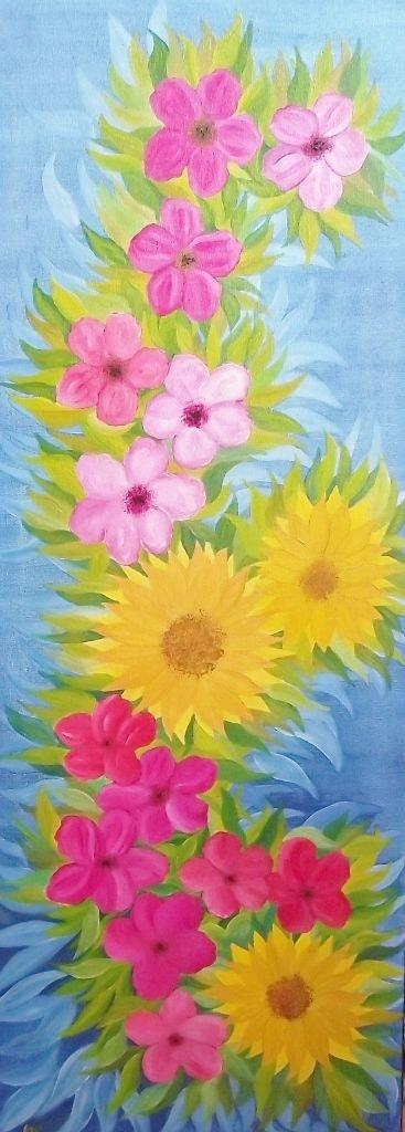 Fleurs des champs. Gerard Flohic Gerard Flohic