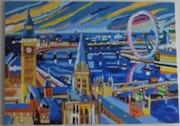 » Rêve de Londres ». Yves Decaudan