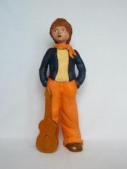 Tonio musicien.
