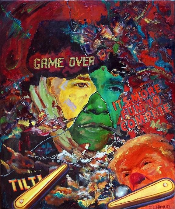 Game Over. J. L. Manuel Jean-Louis Manuel