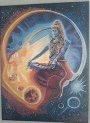 Shiva. Sprathoff
