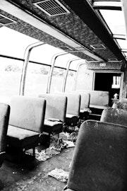 The Train - Urbex photo.