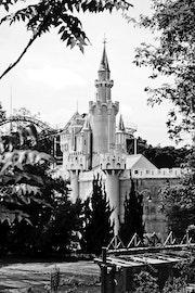 The Sleeping Beauty's Castle - Urbex photo.