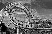 The Roller Coaster - Urbex photo.