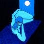 Clair de lune. Agnès Molinaro