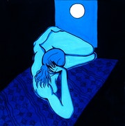 Clair de lune.