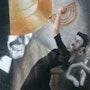 El gitano y la flamenca. Emota