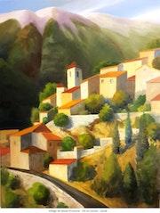 Village de Haute Provence.