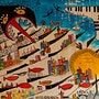 Piano City. Wasamara Art