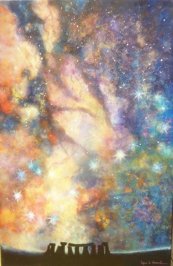 Constellation. Lyne Le Grand