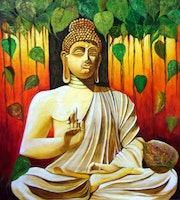 Buddha The Enlightened One. Neeruart