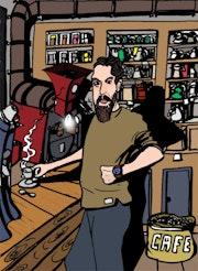 La fabrique du café à Limoges. Selleret Frédéric