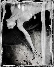Sans titre - photographie tirée de la série «intime». Christophe Maradan