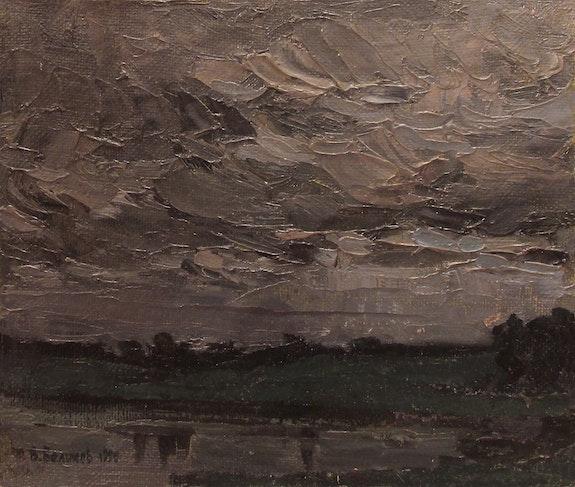 Over the river. Vasily Belikov Vasily Belikov
