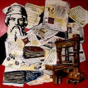 Johann Gutenberg.