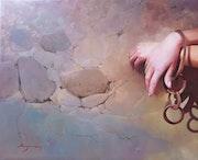 Prisionera de sus deseos.