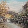 Pont de bournavette en Cévennes. Enio