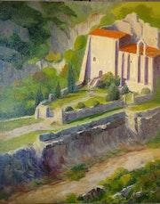 Chapelle de St Saturnin - Provence.