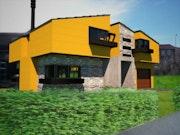 Proyecto La Estación, Guardo-Palencia. Gustavo Jassin Faljinhoff