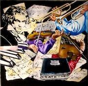 Ludwig-Van Beethoven.