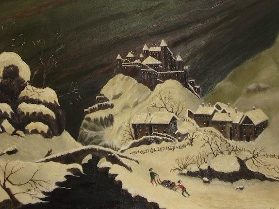 Mont des lauriers. Bdan Bdan