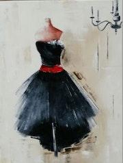 Robe noire. Iza
