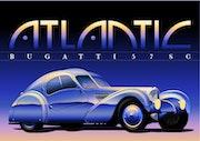 Bugatti Atantic 37 C..