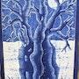 Le baobab (appeller arbre de la sagesse chez nous). Moussa Zoungrana