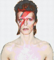 Elementary Icons: David Bowie.