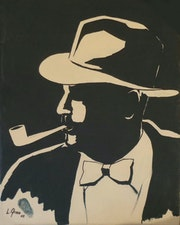 The Detective writer.