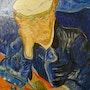 Dr Paul Gachet (Hommage a Vincent Van Gogh). Scali'arts