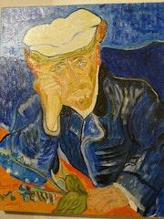 Dr Paul Gachet (Hommage a Vincent Van Gogh).
