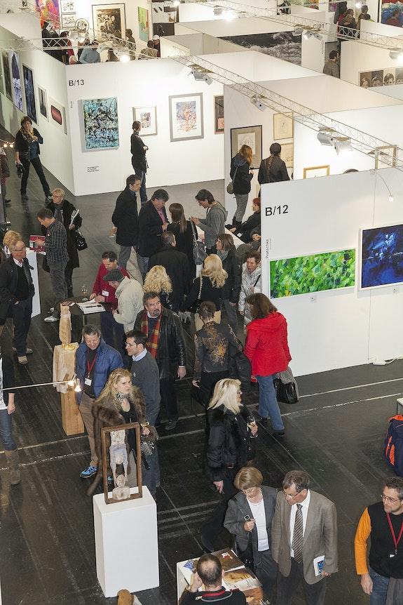 Presentation gallery. Maria Grazia Todaro Queenartstudio Gallery