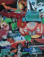 Muscles Cars. Pascal Labrit
